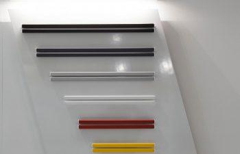 frame colours - doors - design freedom - design your doors - doors for multideck cabinets - glass doors, plastic doors, doors for cooler cabinets